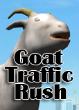 goat traffic rush cover