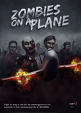 zombies on a plane cover