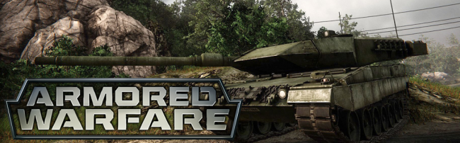 armored warfare slider