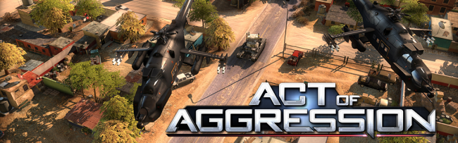 act of aggression slider