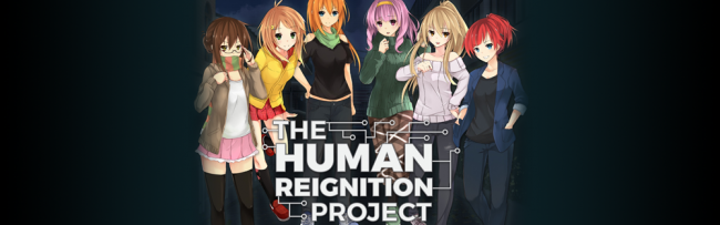 the human reignition project slider
